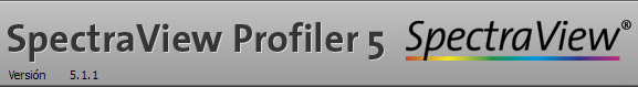 SpectraView Profiler 5.1.1